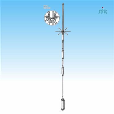 Hustler HF antenna for 10 15 20 40 meter amateur bands  1500W PEP